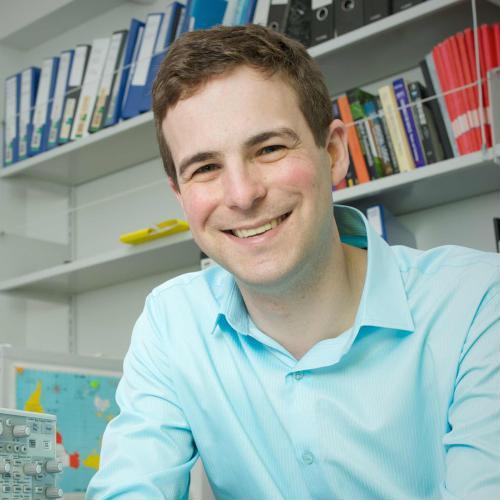 Dr Ciaran Moore profile picture
