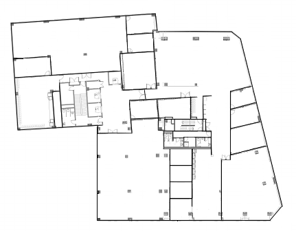 NEC House Level 3 floorplan